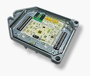 Siemens Simtec-71 PCB