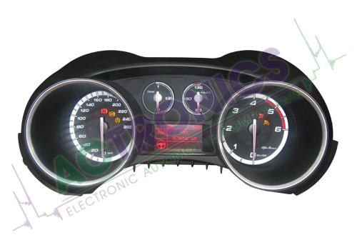 Alfa Romeo Giulietta 2010 Actronics Ltd
