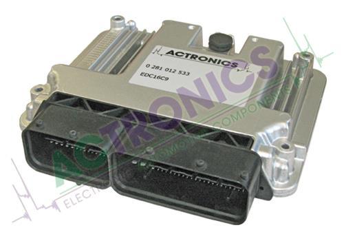 Bosch EDC16C9
