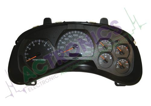Chevrolet Trailblazer 2001-2008