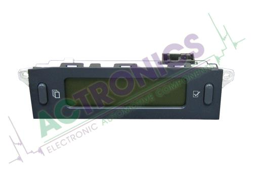 Citroen C2/C3 2002-2009 (Multi Function)