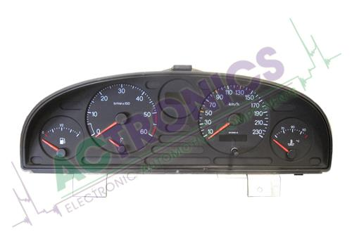 Fiat Scudo 1996-2006 (display in the middle)