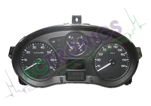 Instrument cluster Citroën Berlingo 2008-2018