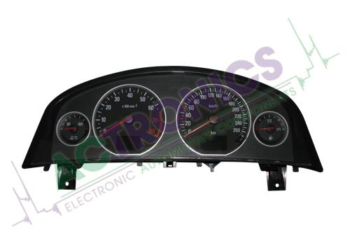 instrument cluster opel signum 2003 2008 actronics gmbh. Black Bedroom Furniture Sets. Home Design Ideas