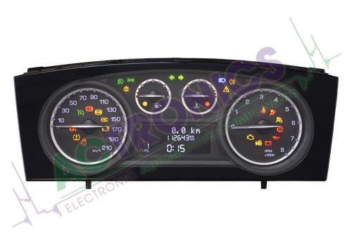 Lancia Ypsilon 2011-