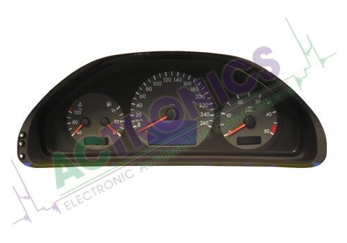 Mercedes Benz CLK W208 2000-2002