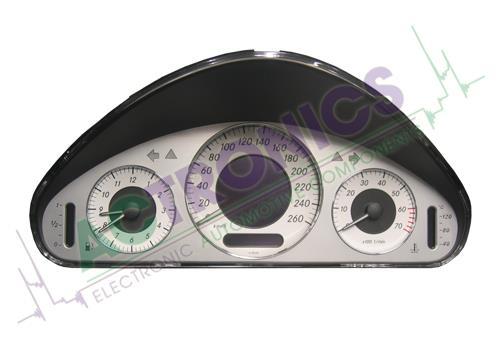 Mercedes Benz CLK W209 2003-2009