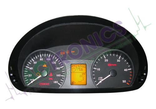 Mercedes Benz Vito/Viano W639 2006-2014 (Lowline)
