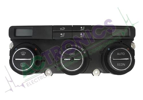 Volkswagen Golf 5 / Jetta / EOS / Passat / Touran 2003-2010 (2C-Climatronic)