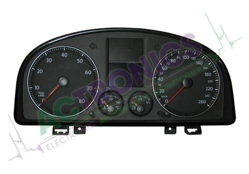 Volkswagen Touran 2003-2010