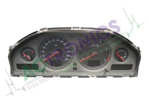 Volvo S60 / V70 / S80 / XC70 / XC 90 1998-2009