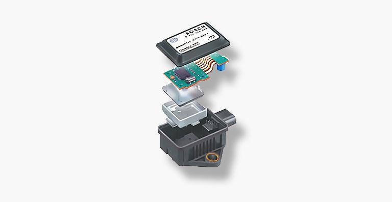 Il sensore Bosch DSC