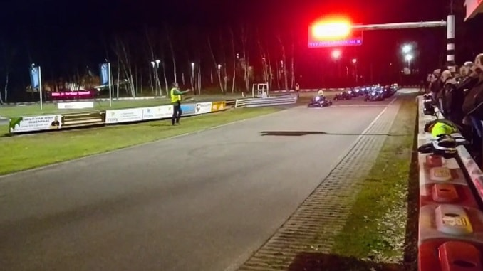 Actronics karten finish