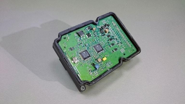ATE MK-61 ECU PCB