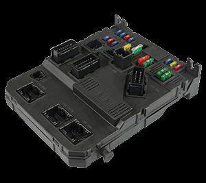 BCU body control unit