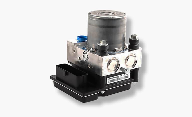 Bosch 8.0 ABS Renoveringsprocessen