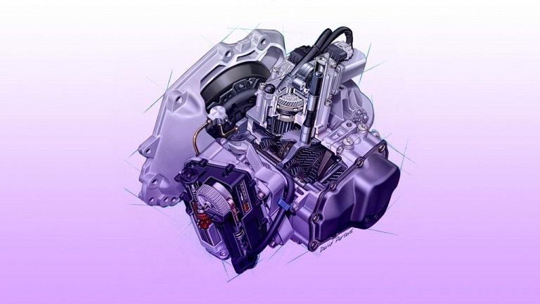 Bosch Easytronic F135