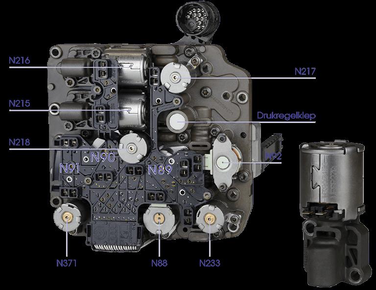 dsg6-mechatronic-detail