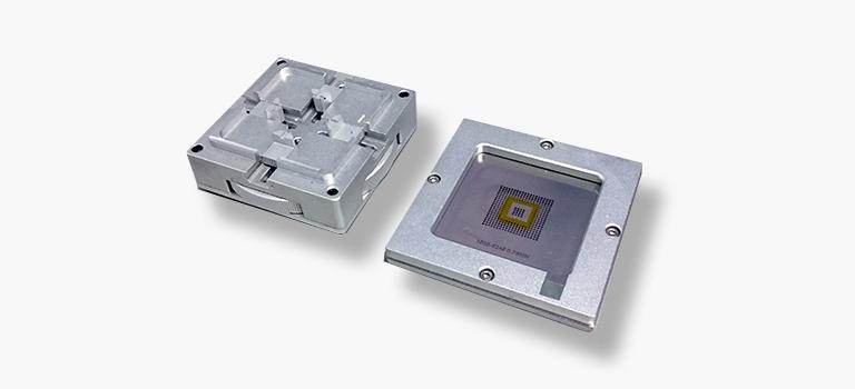 ECU cover-plate
