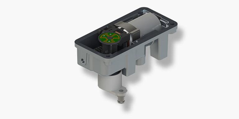 Hella Turbo Actuator elektrisch-geregelte-aktuatoren