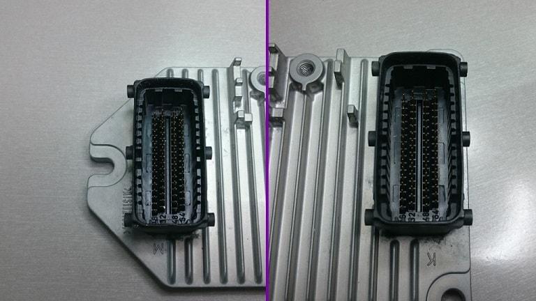 la-Siemens-Simtec 71 in dettaglio