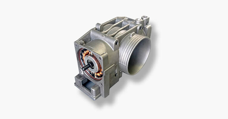 Throttle body Volvo Magneti Marelli