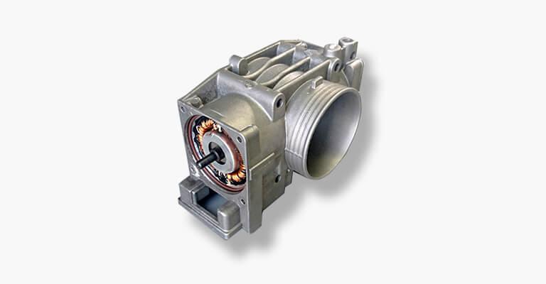 Throttle Body Magneti Marelli - Volvo - ACtronics LTD