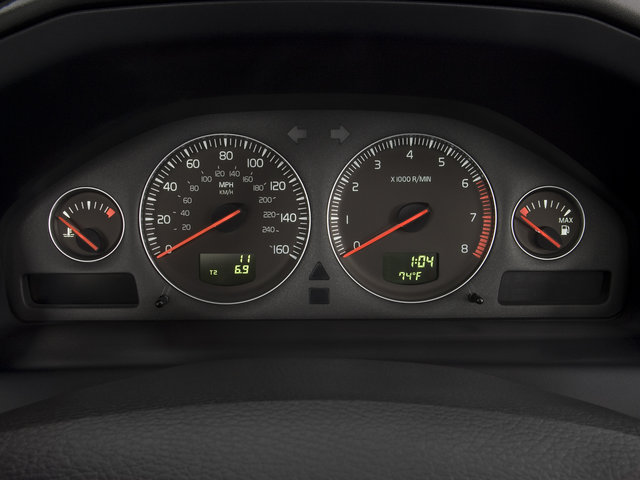 Instrument Cluster Volvo S60, V70, XC70, S80, XC90 1998-2009 ... on
